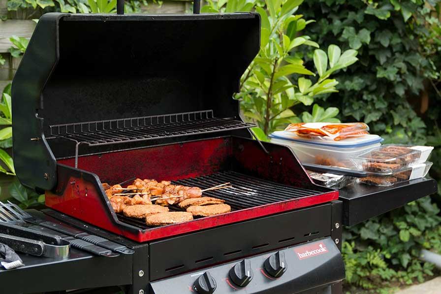 Barbecues à gaz