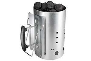 Briquet barbecue bruzzzler